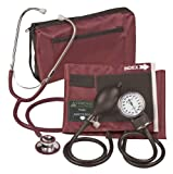 Best Veridian Stethoscopes - Veridian 02-12704 Aneroid Sphygmomanometer with Dual-head Stethoscope Kit Review