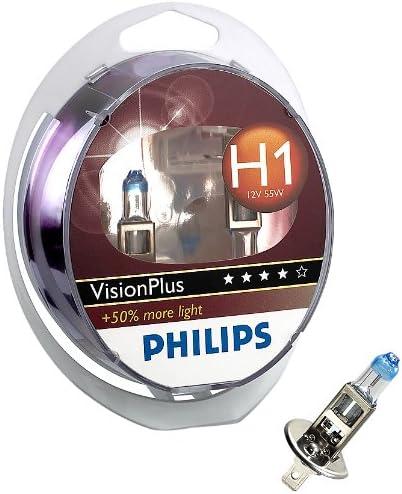 Philips 12258 Vp H1 Vision Plus 2er Kit Auslaufartikel Auto