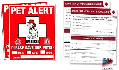 Terrific We Analyzed 2 130 Reviews To Find The Best Emergency Pet Sticker Beutiful Home Inspiration Aditmahrainfo