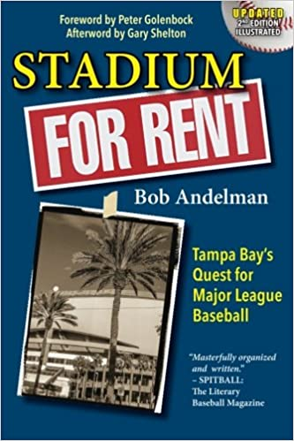 Book Stadium For Rent: Tampa Bay's Quest for Major League Baseball