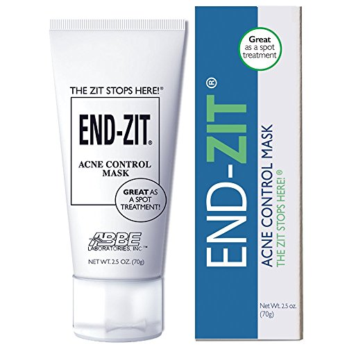 End-zit Blemish Control Mask For Treatment of Acne, 2.5-Ounce