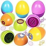 Kangaroo's Easter Eggs Rubber Stampers (12-Pack)
