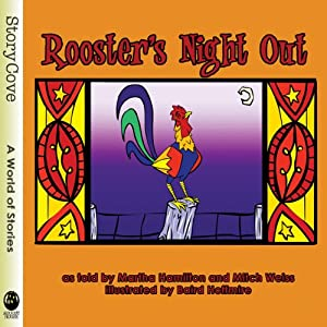 Rooster's Night Out Audiobook