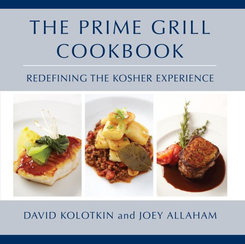 Prime Grill Cookbook, The by David Kolotkin, Joey Allaham