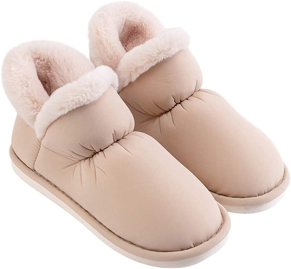 CARESEEN Slippers for Women Fuzzy Cozy