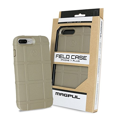 iPhone 7 Plus Case, with FREE TJS [Tempered Glass Screen Protector], Magpul...
