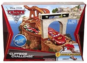 Cars 2 Cliffside Challenge Track Set
