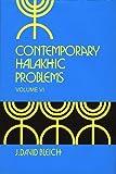 Contemporary Halakhic Problems, J. David Bleich, 1602801940