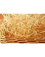 18 liter naturlig träull | träspån | löst förpackningsmaterial | fyllning för presenter och presentkorgar | Kan användas som skräp för husdjur och hantverksdekoration
