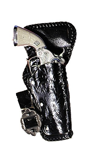 Parris Stagecoach Single Holster Set]()