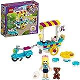 Conjunto de construção de carrinho de sorvete LEGO Friends 41389 (97 peças)