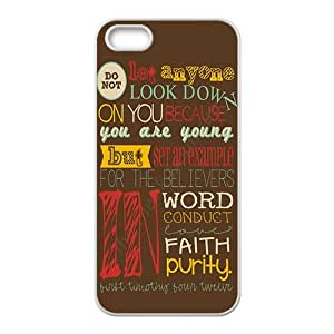 Happy Do Not Let Anyone Look Down Hot Seller Stylish Hard Case For Iphone 5s