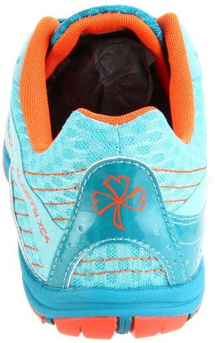 Saucony Dames Kilkenny Xc4 10124 Cross-country Schoen Blauw / Oranje