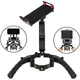 Crazepony-UK 3D Printed Portable Handheld Gimbal Camera Stabilizer Cinema Tray Bracket Soporte Holder Kits for dji Mavic 2 Pro Zoom Accesorios