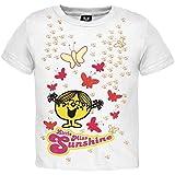 Little Miss - Sunshine & Butterflies Toddler T-Shirt