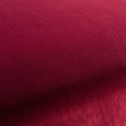Chivasso City Velvet Vol.2 - Tela para tapicería, Color Rojo ...