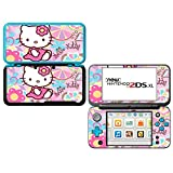 Decals Plus Skin Cover Sticker Wrap for the ''New'' Nintendo 2DS XL LL