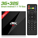 NewPal H96Pro+ Plus 3G DDR 32G EMMC 4K TV Box with Netflix Amologic - Best Reviews Guide