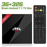 NewPal H96Pro+ Plus 3G DDR 32G EMMC 4K TV Box with Netflix Amologic - Best Reviews Guide