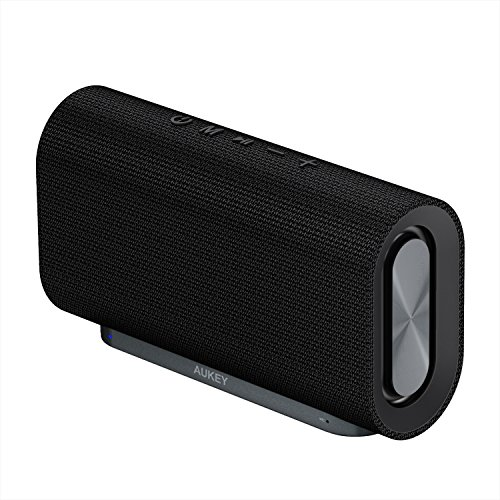 AUKEY Eclipse Bluetooth Speaker with 12-Hour Pl...