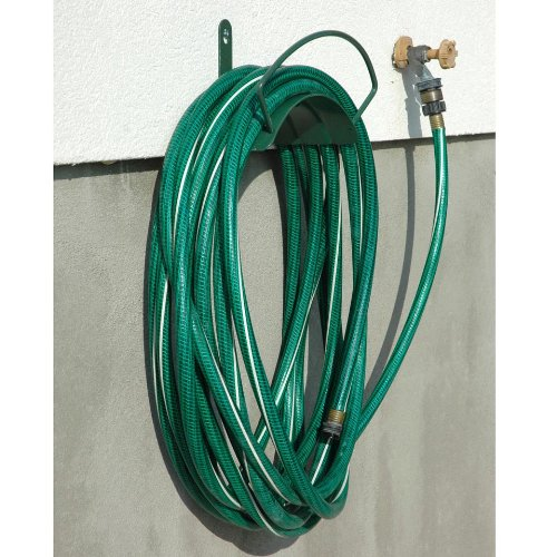 OliaDesign Deluxe Wall Mount Hose Hanger (Garden Hose Reel Parts compare prices)