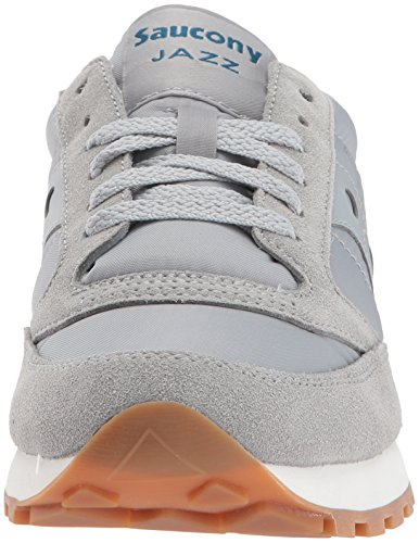 Bleu Gris Light des 426 baskets SAUCONY ORIGINAL femmes S1044 basses JAZZ Hqv7PBx