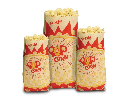 popcorn bags 1 ounce - 4