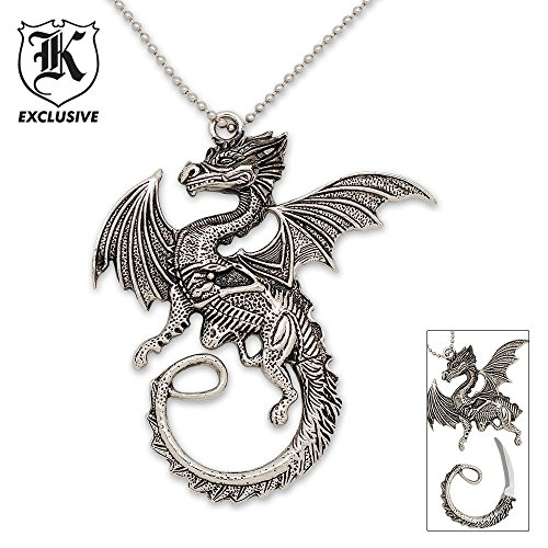 Coiled Dragon Necklace (Coiled Dragon)