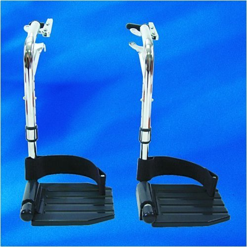 >Tracer footrest. TRACER (Invacare Footrest)