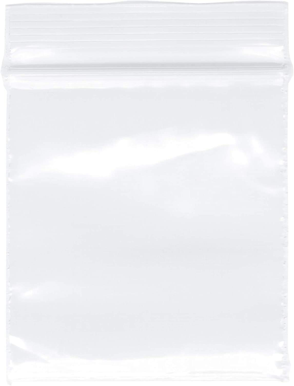 Resealable Bags 2.5