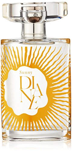 Price comparison product image Diana Von Furstenberg Eau de Toilette Spray for Women,  Sunny Diane,  3.4 Ounce