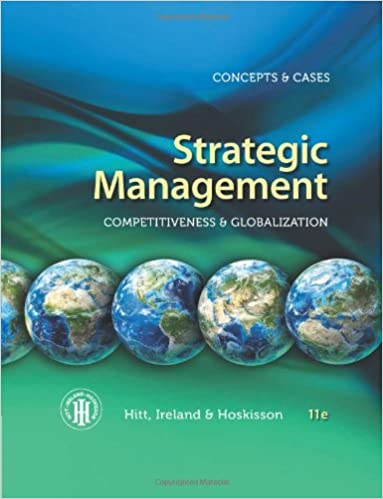 strategic management 8 essay Preliminary considerations what is strategic planning the essence of management includes the ability to plan as you work your way up the organization, planning moves from operational to strategic.