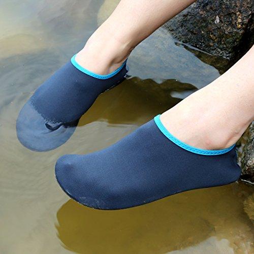 la Sports Aquatiques Plage et pour Chaussures de de Femme Plong Natation la Homme Chaussures QIMAOO pour qAB7gEEx
