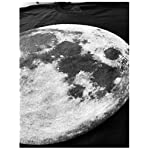 The Moon | NASA Photography Astronomy Space Nerd Full Luna for Men Women T-Shirt
