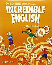Incredible English 4 - Activity Book - 02Edition: Vol. 4