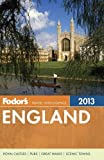 img - for Fodor's England 2013: with the Best of Wales (Full-color Travel Guide) by Fodor's (2012-12-11) book / textbook / text book
