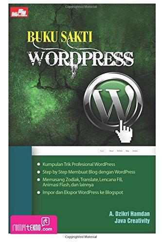 Download Buku Sakti WordPress (Indonesian Edition) PDF