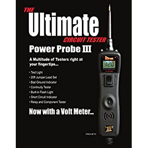 Power Probe PP319FTCBLK III - Black