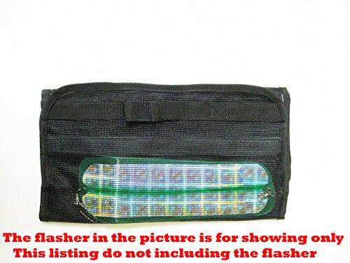KUFA Sports Vented Flashers Organize Bag with 6 Separated Storage by KUFA Sports (Image #3)