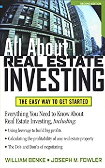 All about real estate investing the easy way to get for Mcgraw hill real estate