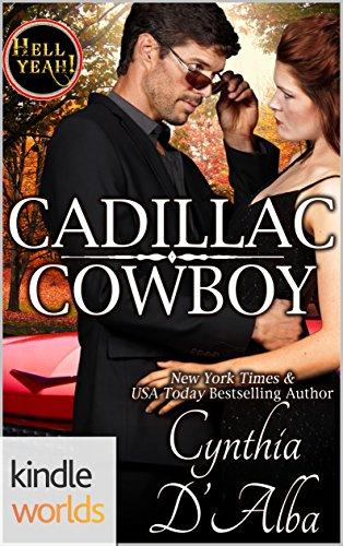 book cover of Cadillac Cowboy
