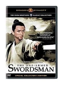 amazoncom the onearmed swordsman jimmy wang yu huang