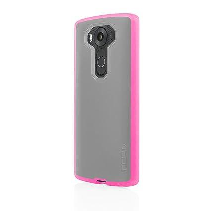 buy online 1fc59 b4da1 LG V10 Case, Incipio [Co-Molded Case][Shock Absorbing] Octane Case for LG  V10-Frost/Pink