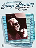 George Shearing -- Interpretations for Piano: Piano Solos
