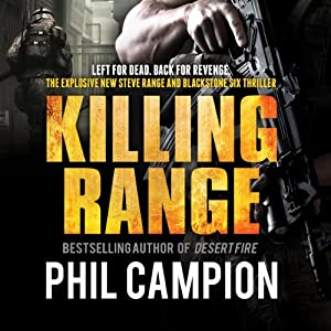 Killing Range Audiobook