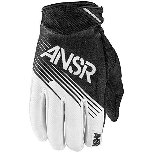 Answer Racing Syncron Men's Dirt Bike Motorcycle Gloves - Black / 2X-Large