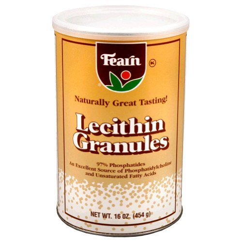 Fearn Natural Foods Lecithin Granules 16 oz