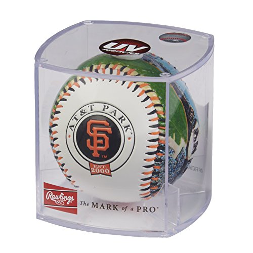 Rawlings MLB San Francisco Giants 05860013111MLB Stadium Baseball (All Team Options), Orange, One Size