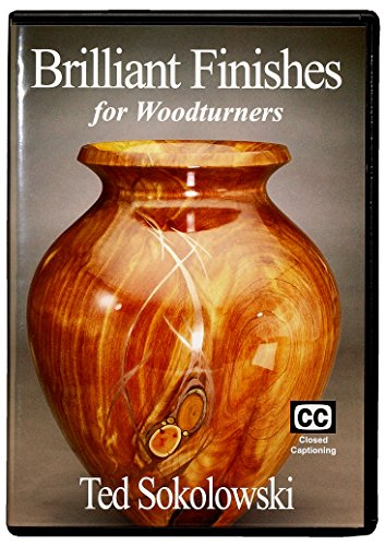 Brilliant Finishes for Woodturners