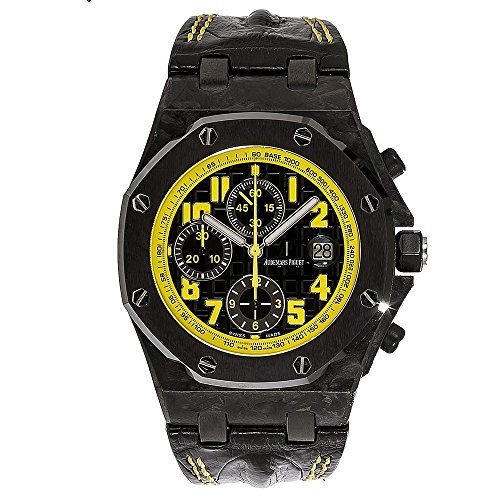Audemars Piguet Royal Oak Offshore swiss-automatic mens Watch 26176FO.OO.D101CR.02 (Certified Pre-owned)